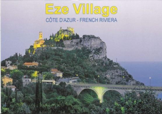 France,Eze Village